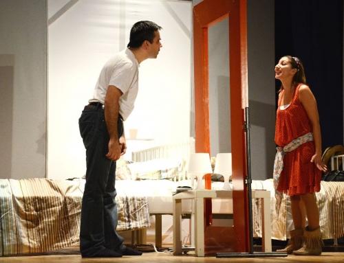 Tecnologia e crisi di coppia a teatro: sono gli Alarms della compagnia La Lampada