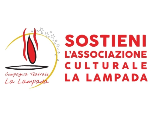 SOSTIENI L'ASSOCIAZIONE CULTURALE LA LAMPADA